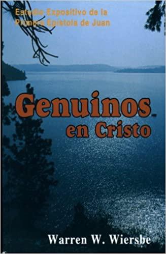 GENUINOS EN CRISTO