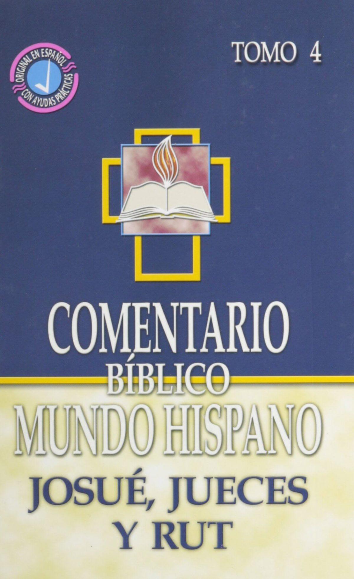 Comentario Bíblico Mundo Hispano - Josué