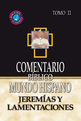 Comentario Bíblico Mundo Hispano – Jeremías y Lamentaciones