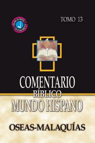 Comentario Bíblico Mundo Hispano –  Oseas