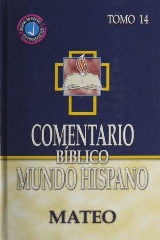 Comentario Bíblico Mundo Hispano –  Mateo