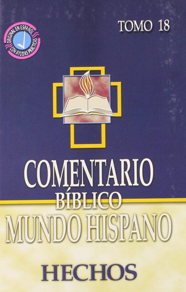 Comentario Bíblico Mundo Hispano - Hechos
