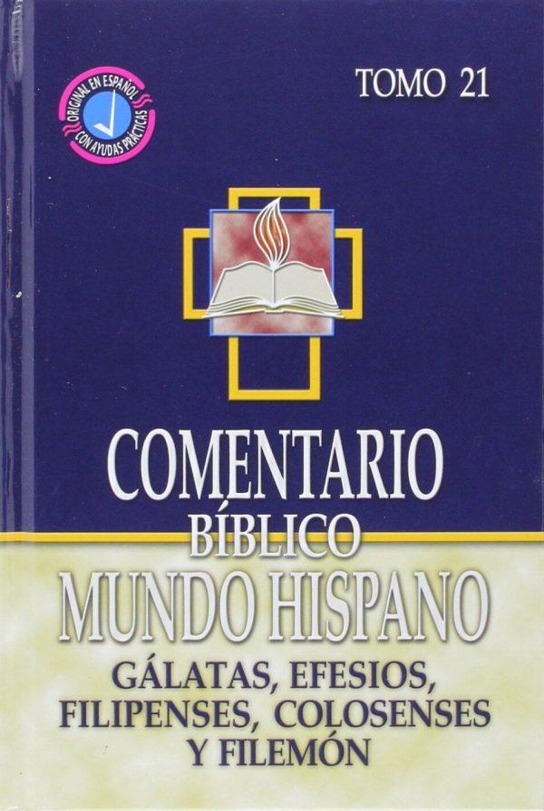 Comentario Bíblico Mundo Hispano - Gálatas