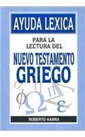 AYUDA LEXICA PARA LA LECTURA DEL N.T. GRIEGO