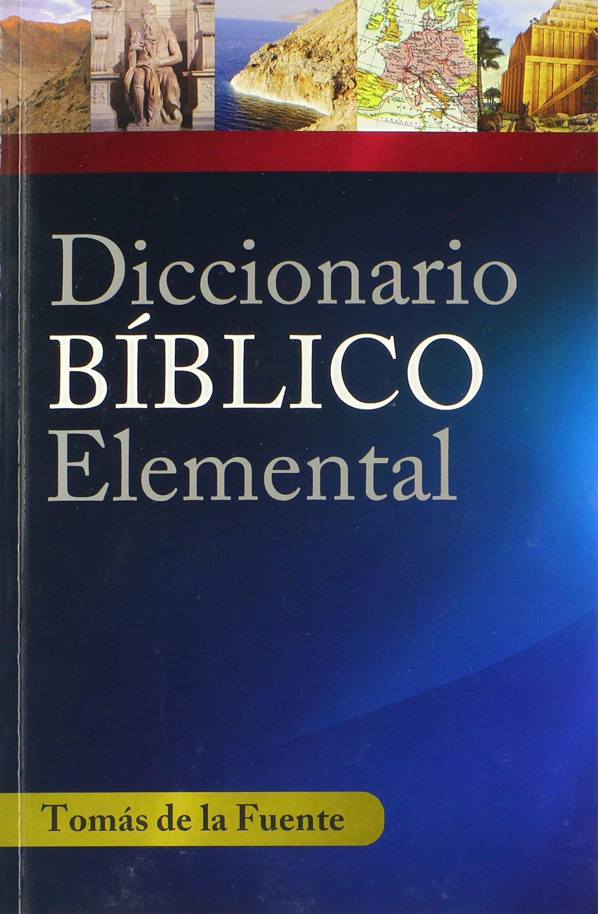 DICCIONARIO BIBLICO ELEMENTAL