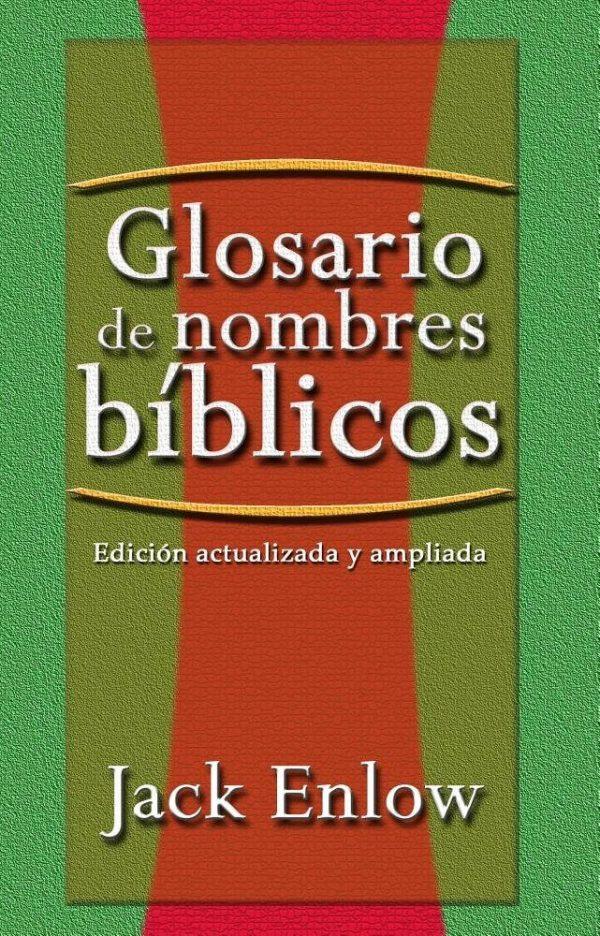 GLOSARIO DE NOMBRES BIBLICOS TB - REVISADA