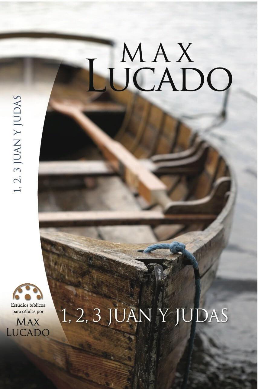Estudios bíblicos para células por Max Lucado - 1