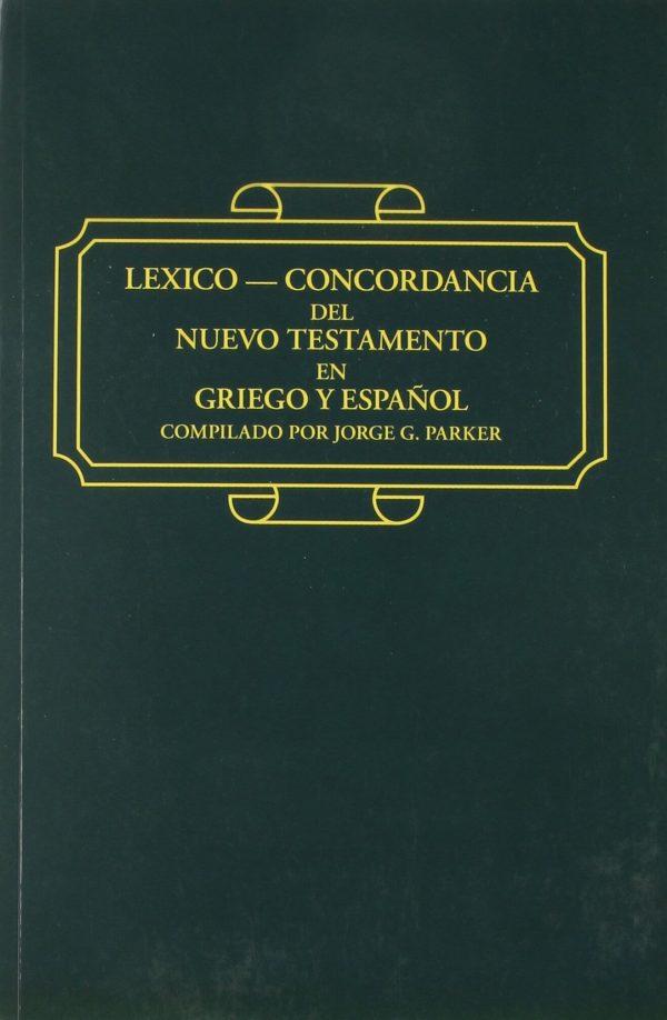 LEXICO CONCORD.GRIEGO Y ESPAÑOL NT