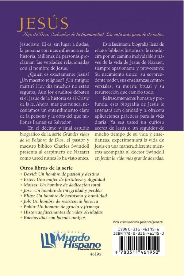 LA VIDA MAS GRANDE DE TODAS (BOLSILLO)