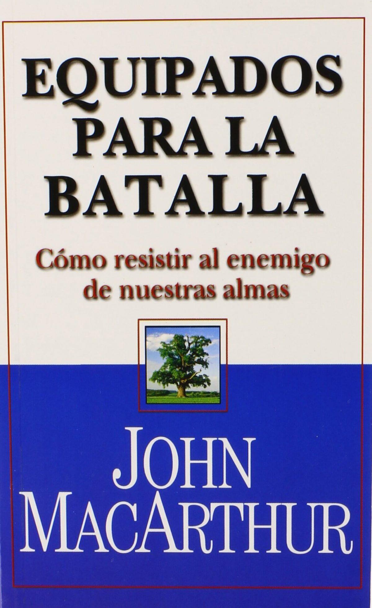 EQUIPADOS PARA LA BATALLA (BOLSILLO)