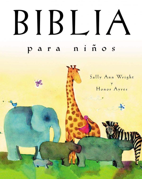 BIBLIA PARA NINOS EDICIÓN REGALO