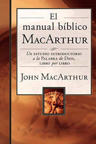 MANUAL BIBLICO MACARTHUR