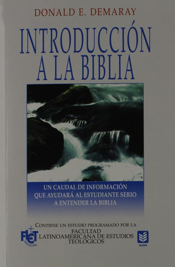 (FLET) INTRODUCCION A LA BIBLIA