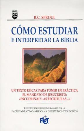 (FLET) COMO ESTUDIAR E INTERPRETAR LA BIBLIA