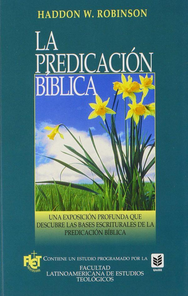 (FLET) LA PREDICACION BIBLICA