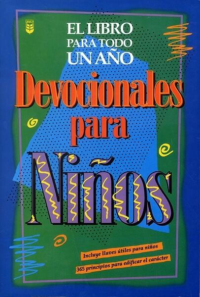 DEVOCIONALES DE NIÑOS