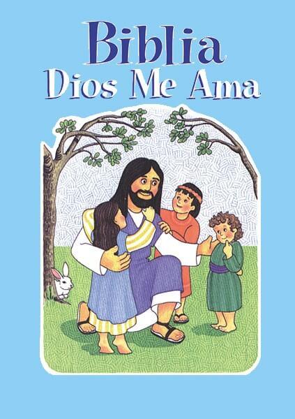 BIBLIA DIOS ME AMA (AZUL)