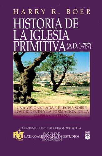 (FLET) HISTORIA DE LA IGLESIA PRIMITIVA
