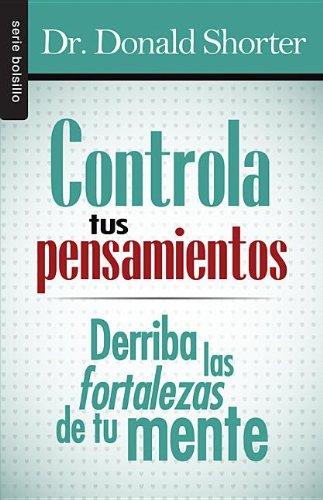 CONTROLA TUS PENSAMIENTOS (BOLSILLO)