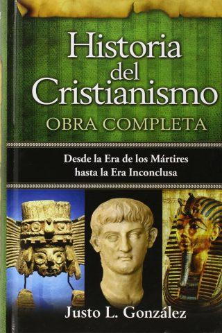 HISTORIA DEL CRISTIANISMO – Obra completa