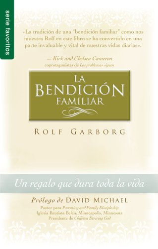 LA BENDICION FAMILIAR (BOLSILLO)