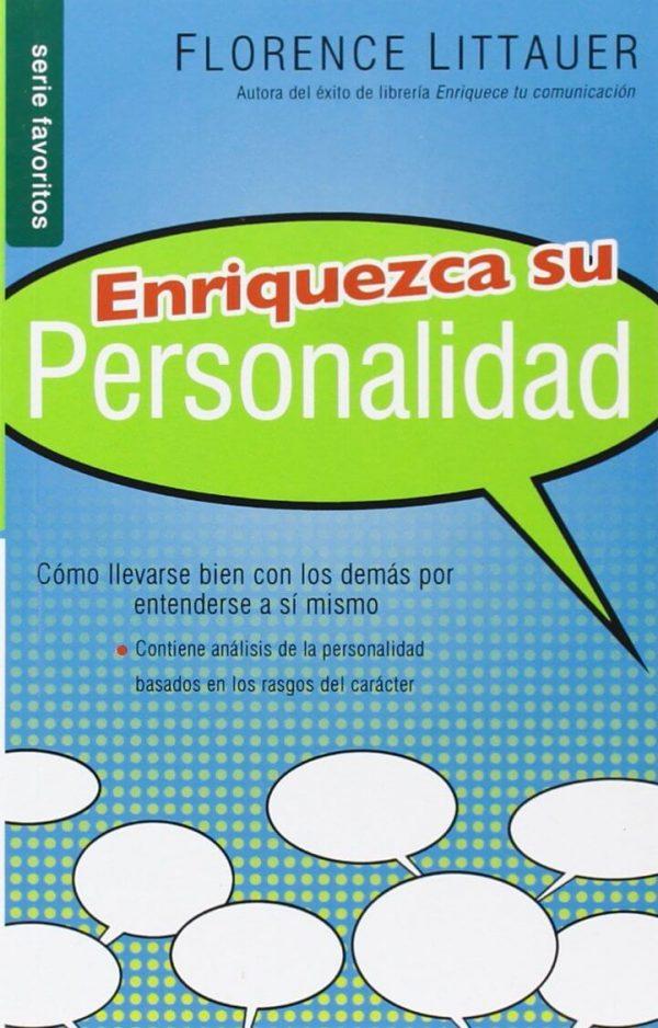 ENRIQUEZCA SU PERSONALIDAD (BOLSILLO)