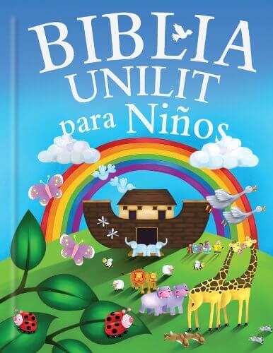 BIBLIA UNILIT PARA NIÑOS - Azul
