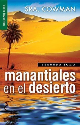 MANANTIALES EN EL DESIERTO - VOL.2 (BOLSILLO)