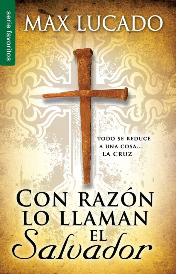 CON RAZON LO LLAMAN EL SALVADOR (BOLSILLO)