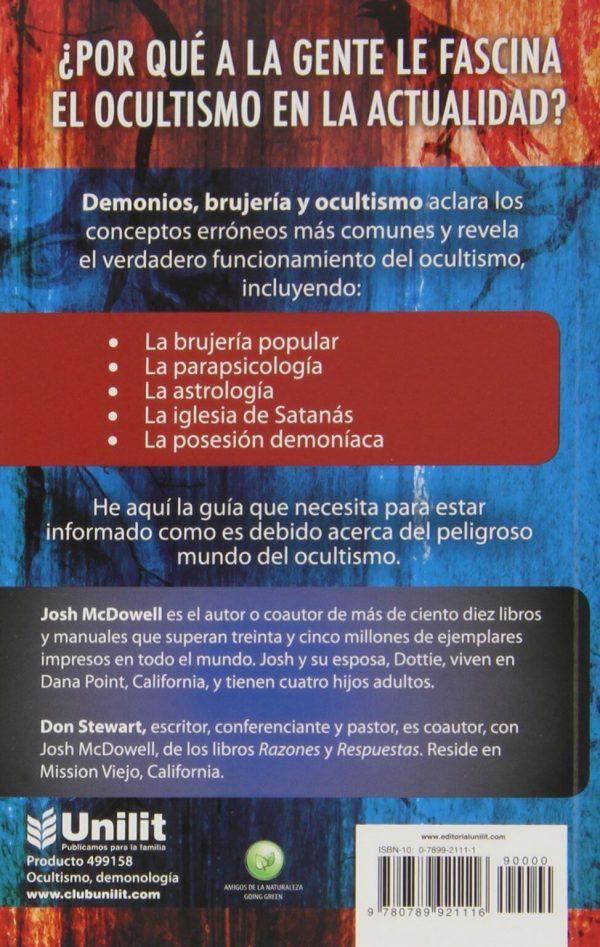 BRUJERIA Y EL OCULTISMO (BOLSILLO)