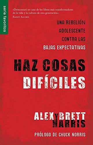 HAZ COSAS DIFICILES (BOLSILLO)