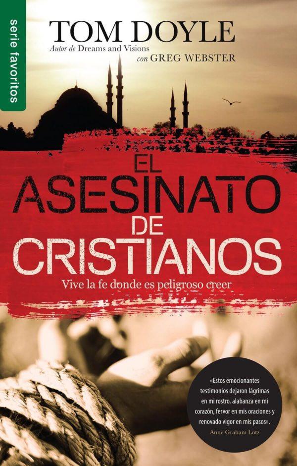 EL ASESINATO DE CRISTIANOS (BOLSILLO)