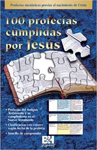 100 PROFECIAS CUMPLIDAS POR JESUS-FOLLETO