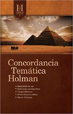 CONCORDANCIA TEMANTICA HOLMAN