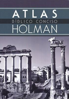 ATLAS BIBLICO CONCISO HOLMAN