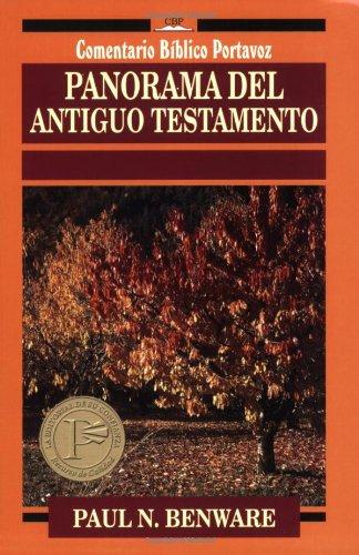 Panorama del Antiguo Testamento (Comentario bíblico portavoz)