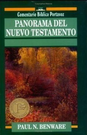 Panorama del NuevoTestamento (Comentario bíblico portavoz)