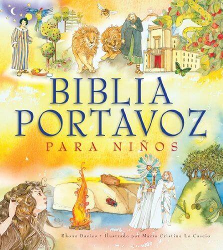 BIBLIA PORTAVOZ PARA NIÑOS