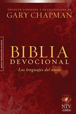 BIBLIA DEVOCIONAL LOS LENGUAJES DEL AMOR – NTV Tapa dura