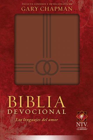BIBLIA DEVOCIONAL LOS LENGUAJES DEL AMOR – NTV