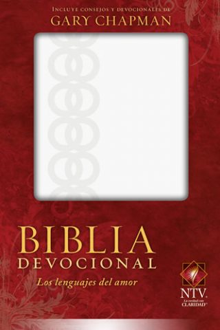 BIBLIA DEVOCIONAL LOS LENGUAJES DEL AMOR – NTV, BLANCA