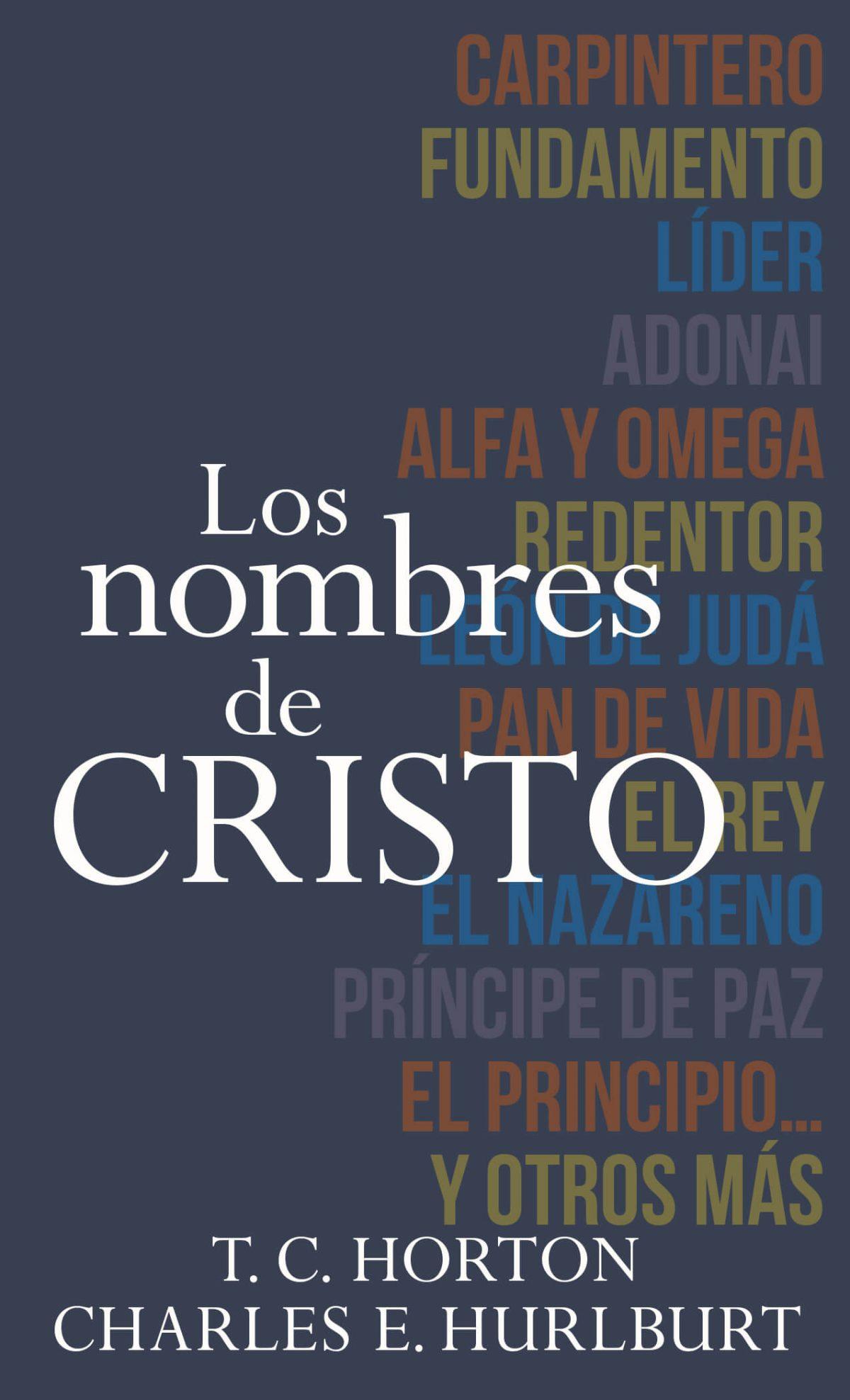 NOMBRES DE CRISTO