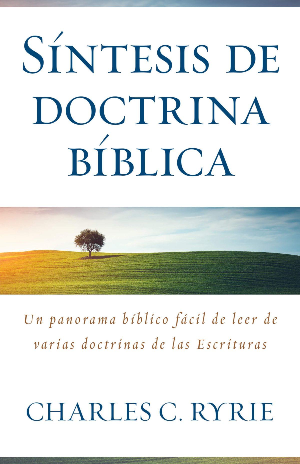 SINTESIS DE DOCTRINA BIBLICA