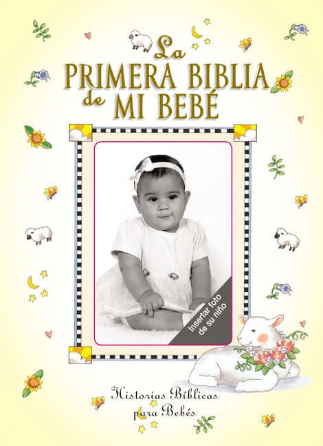 PRIMERA BIBLIA DE MI BEBE