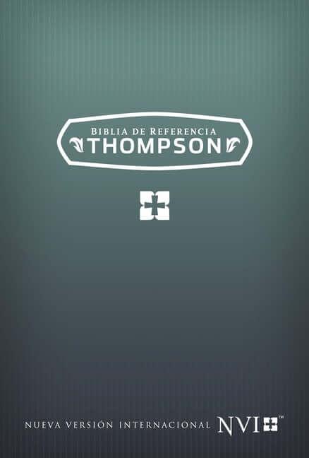 BIBLIA DE REFERENCIA THOMPSON NVI