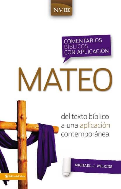 COMENTARIOS BIBLICOS CON APLICACION NVI - MATEO