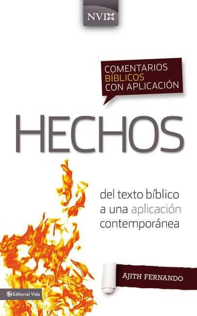 COMENTARIOS BIBLICOS CON APLICACION NVI - HECHOS