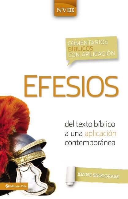 CCOMENTARIOS BIBLICOS CON APLICACION NVI - EFESIOS