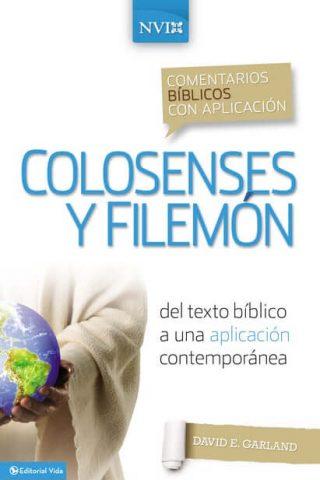 COMENTARIOS BIBLICOS CON APLICACION NVI – COLOSENSES Y FILEMON