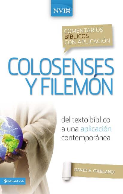 COMENTARIOS BIBLICOS CON APLICACION NVI - COLOSENSES Y FILEMON